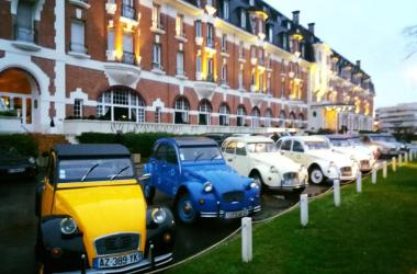 LE TOUQUET/ OPAL COAST 2CV Team-Building Rally