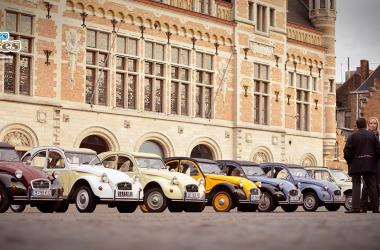 LILLE 2CV Team-Building Rally