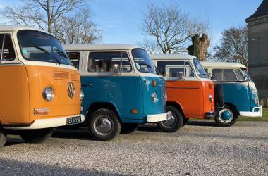 VW Van trip