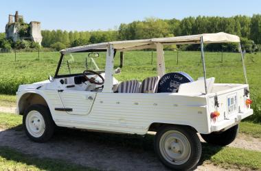 Citroën Mehari Trip