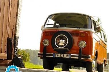 Bon-cadeau Combi VW
