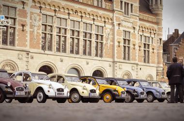 2CV Citroen Rally