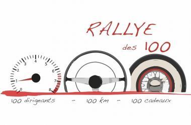 Rallye des 100 - 2ème édition