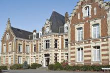 2CV et NAJETI Hôtel Château Tilques